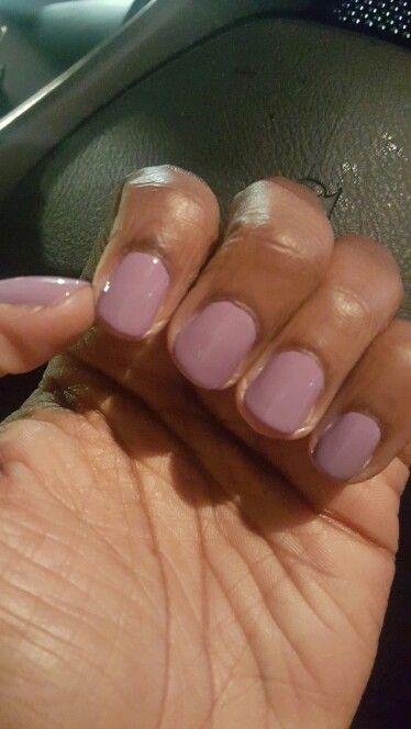 Lavender out loud. Wet n wild