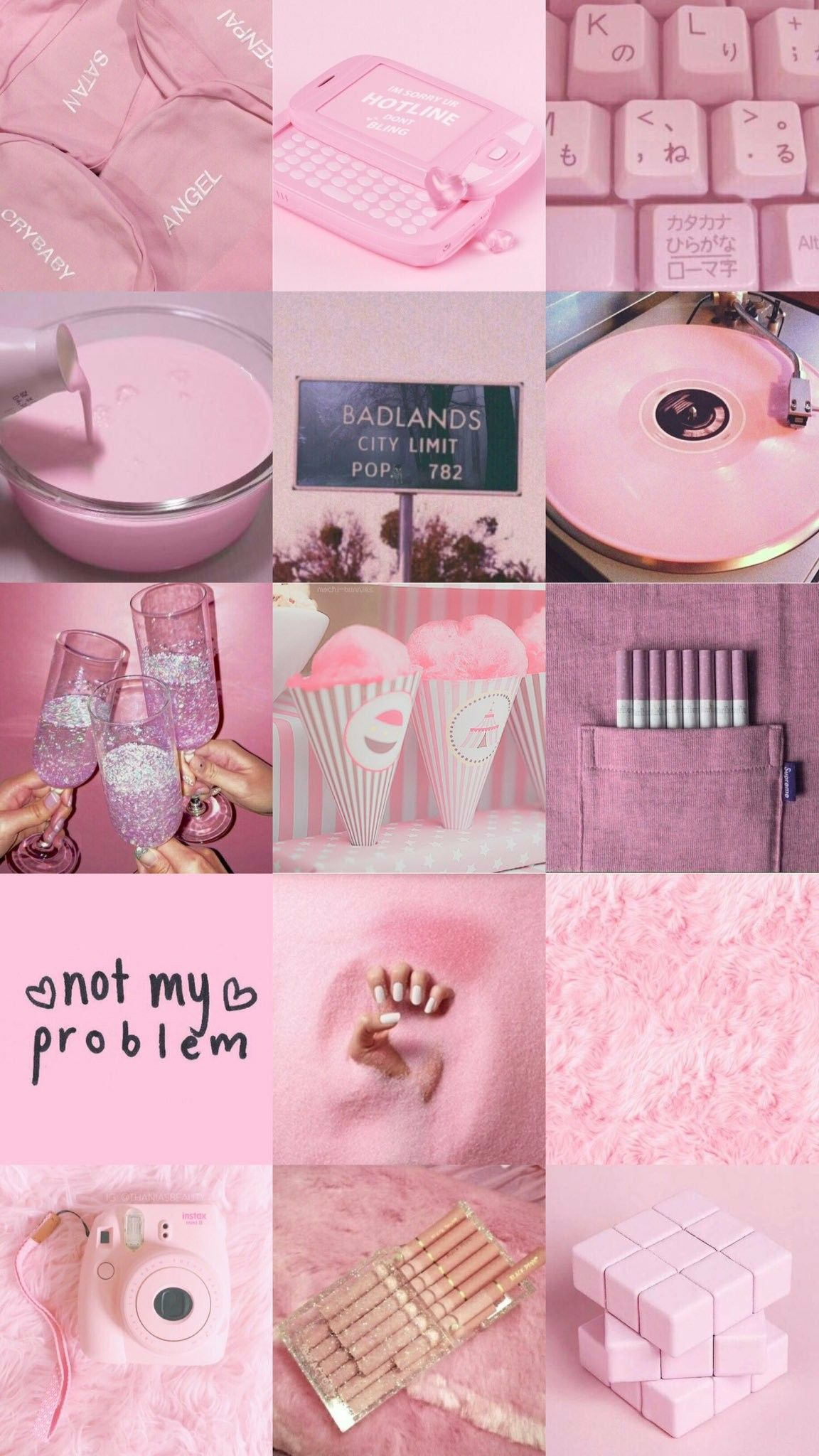 Pin By Toqeph On Buy Encouraging Gifts Presents Pink Wallpaper Iphone Pink Tumblr Aesthetic Pink Wallpaper Anime