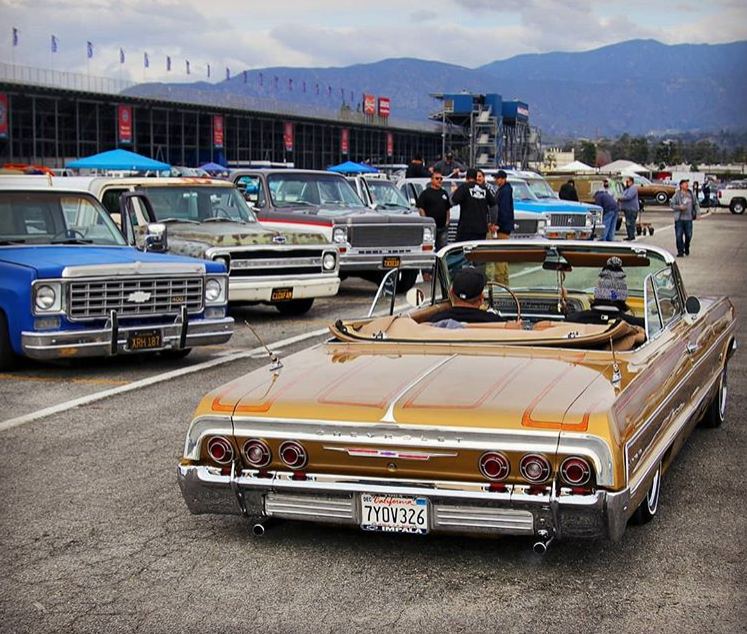You Know We Can T Resist A Six Four Especially When It S Rollin Past Those C10s More Info At Https Swap Meets Los Angeles Beaches Por Vida