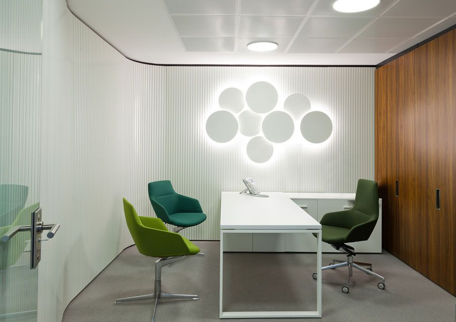 Incredibili Lampade da Parete dal Design Moderno | Office spaces and ...