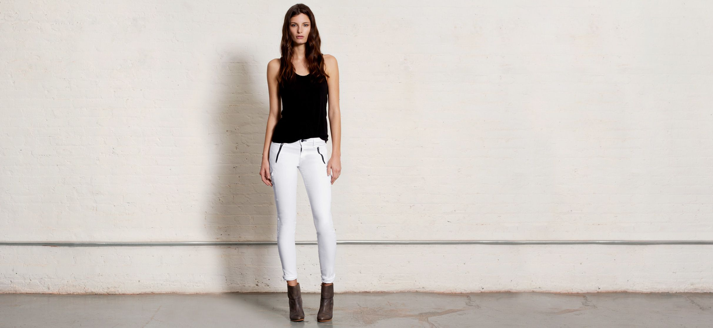Rag u bone Official Store RGBN Rally  Bright White ragbone