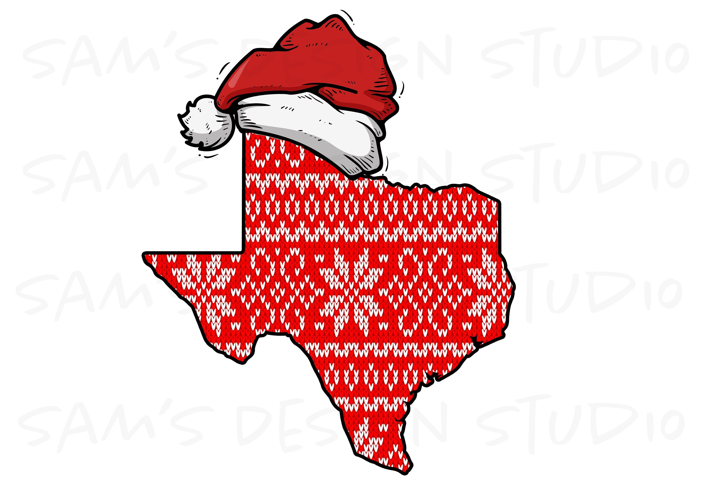 Texas Christmas Png Texas State Outline Sublimation Png Etsy In 2020 State Outline Halloween Digital Texas State