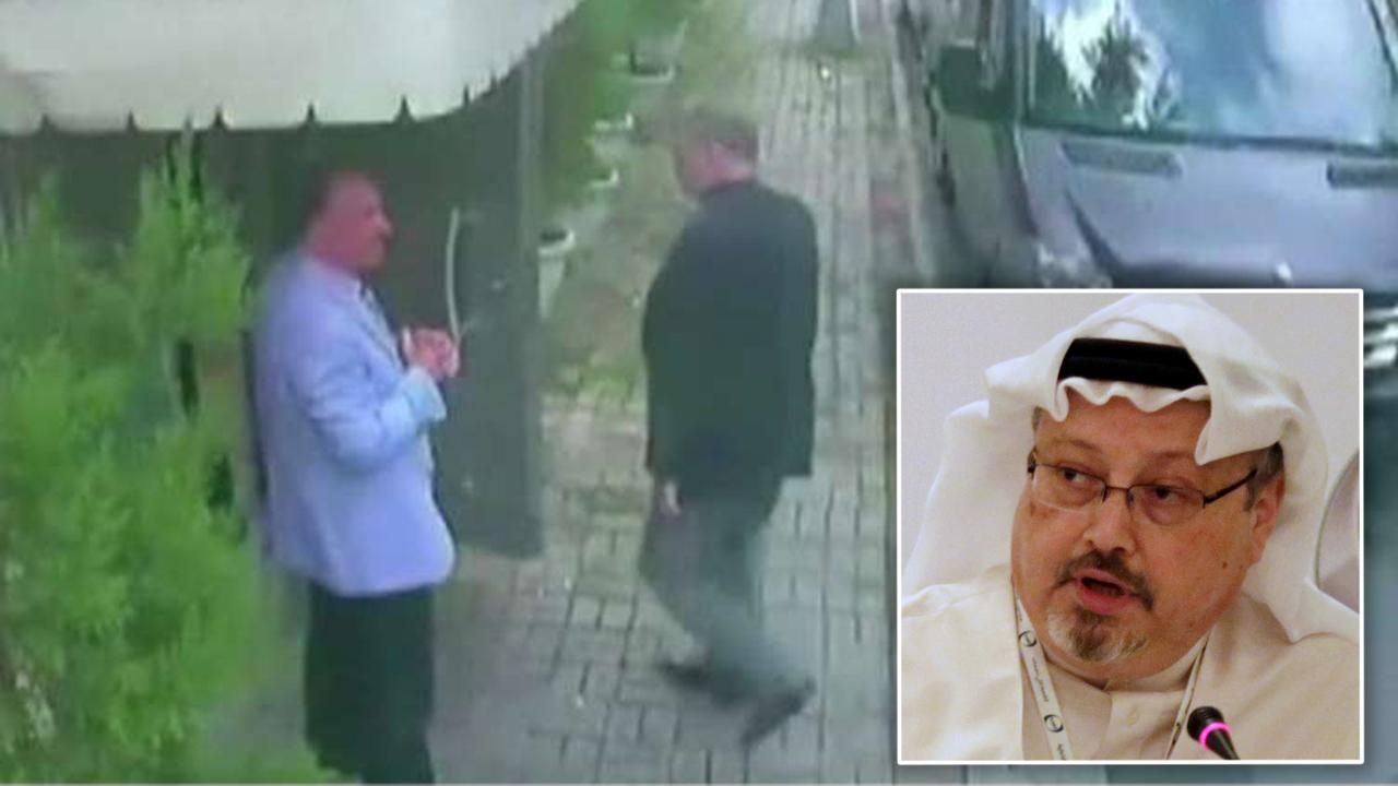 Washington Post Publishes Jamal Khashoggi S Last Column Before