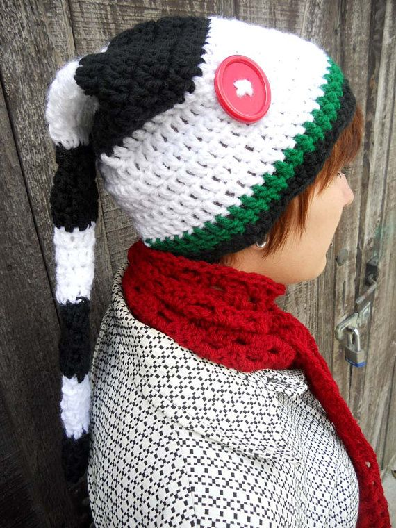 Beetlejuice Sandworm hat. HOW FREAKING AWESOME!!! I want the pattern ...