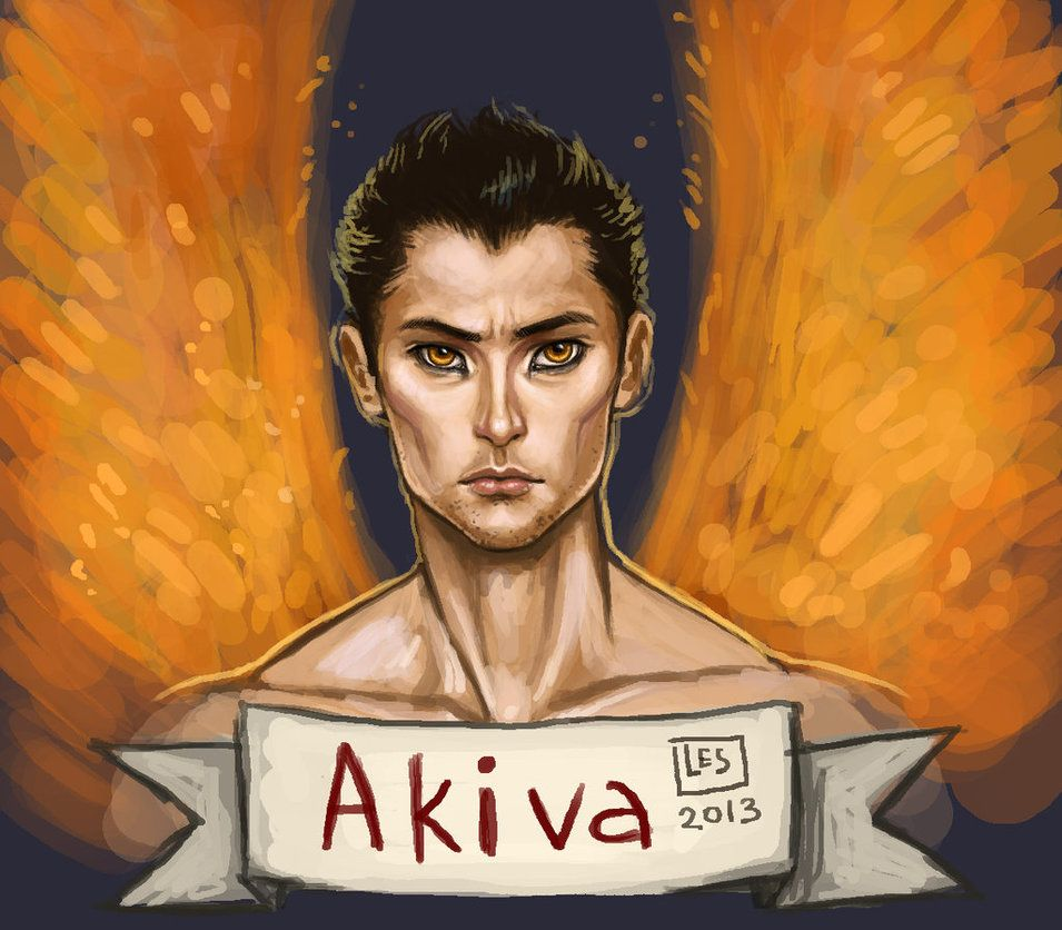 Image result for akiva fanart