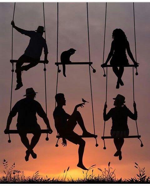 "#Frases...☆ "" Mantenha o #Equilíbrio Sempre """