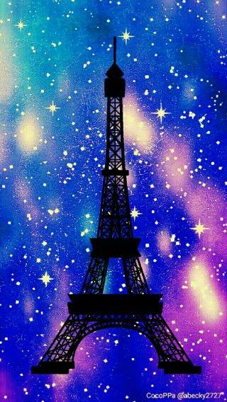 Cocoppa Wallpaper Girl Torre Ifel Paris In 2019 Tower Paris Building