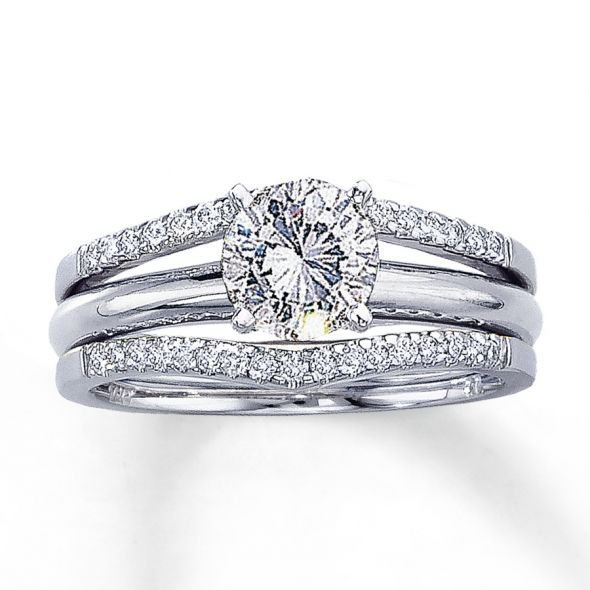 Wedding Band For Solitaire Engagement Ring Weddingbee Rings