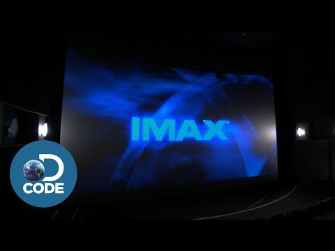 How Does Imax Work Youtube Imax Ready Player One Film