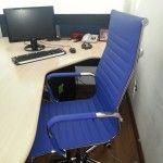 Cadeira Presidente Charles Eames
