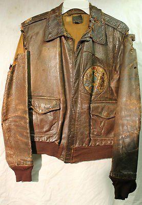Image Detail For Ww2 Bomber Jacket Ww2 Flight Jacket A2 Leather