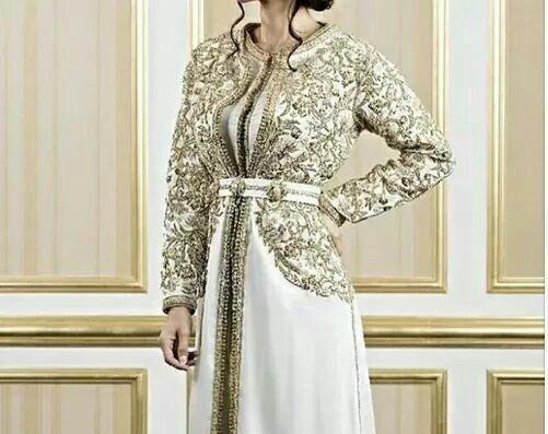 Robe orientale classe