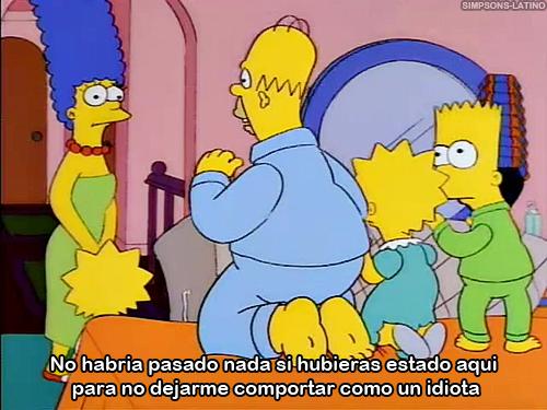 Mas Simpsons Aqui Los Simpson En Espanol Latino Simpsons Funny Simpson Simpsons Cartoon