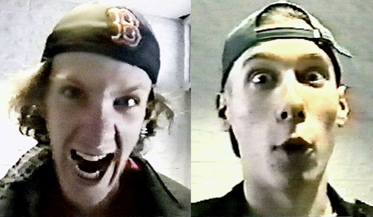 Dylan Klebold and Eric Harris Together these two young men were ...