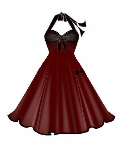 Rockabilly Retro Dress