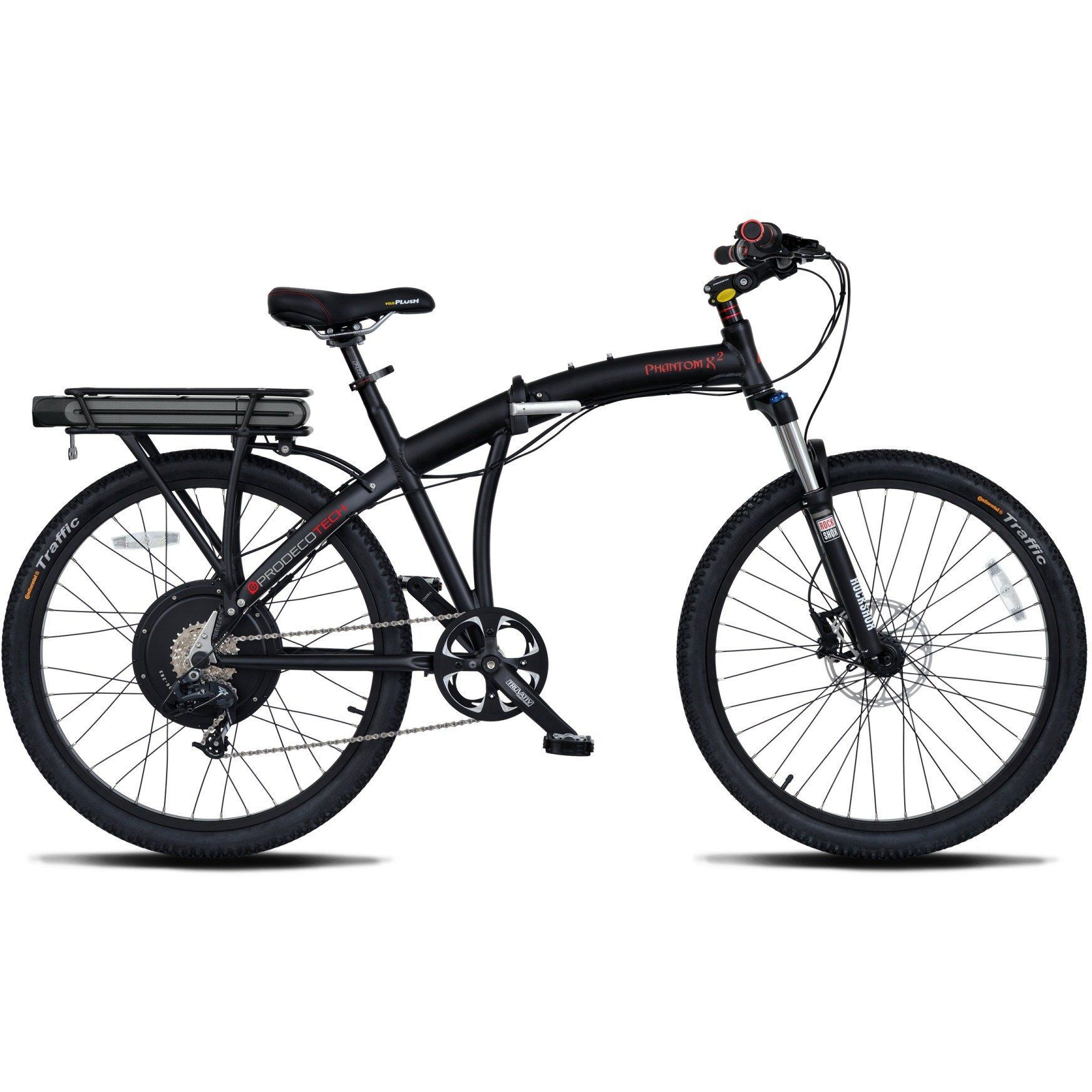 Furosystems Launches Two New Carbon E Bikes Folding And Mountain