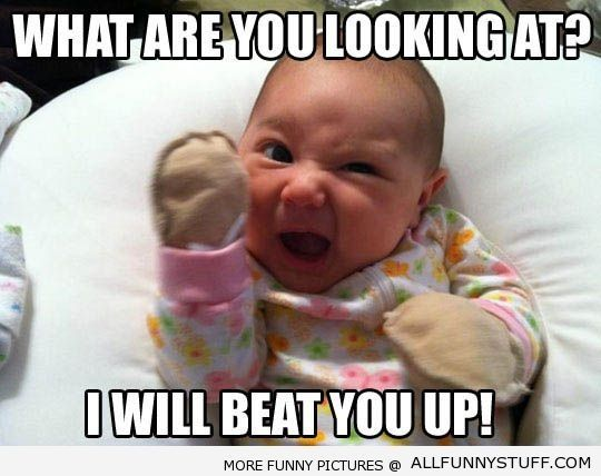 Funniest Meme Instagram : Baby from instagram also follow me on instagram @d ghost 13 funny