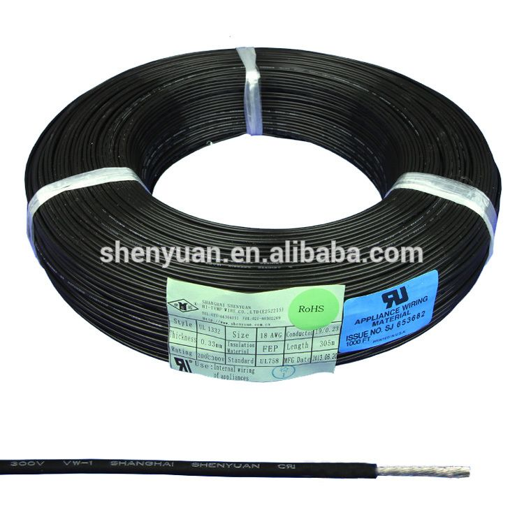 0.26 ptfe high temperature stranded inner wire for automotive ...