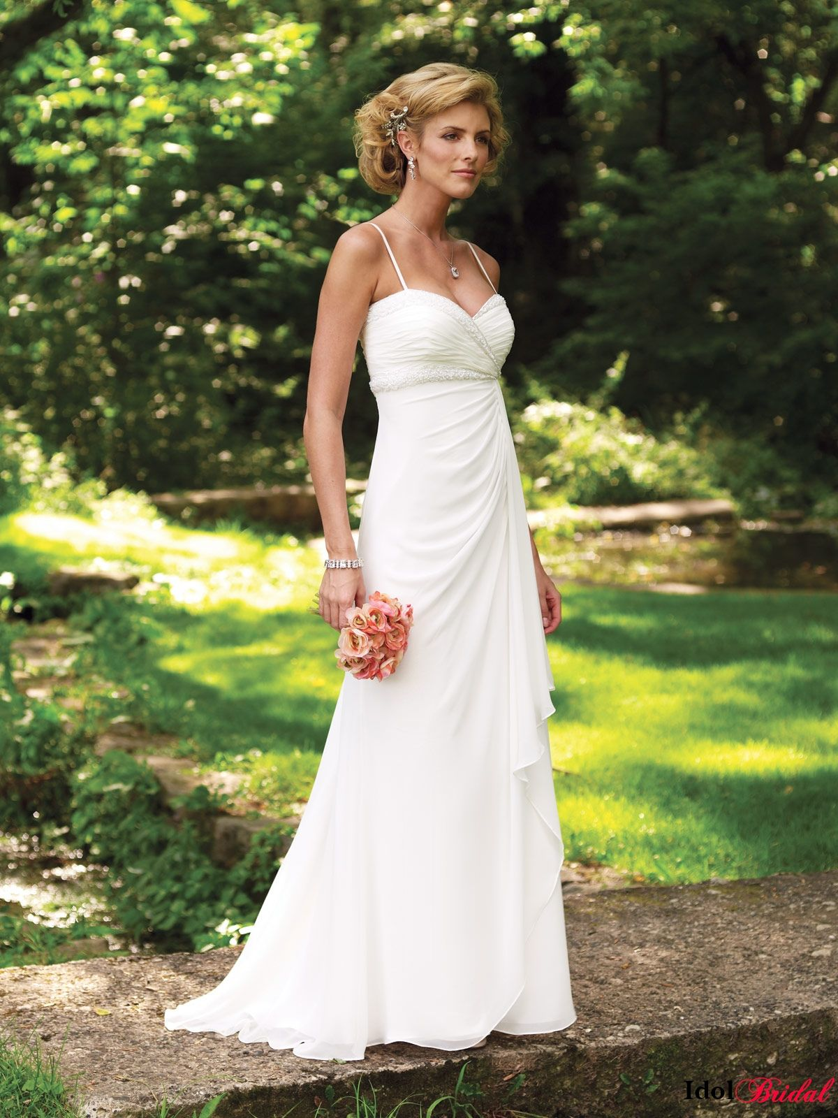 Simple Bridesmaid Dresses for Summer