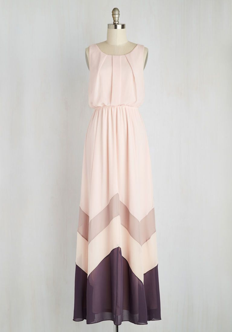 Romantic resplendence dress in rose outfit ideas pinterest