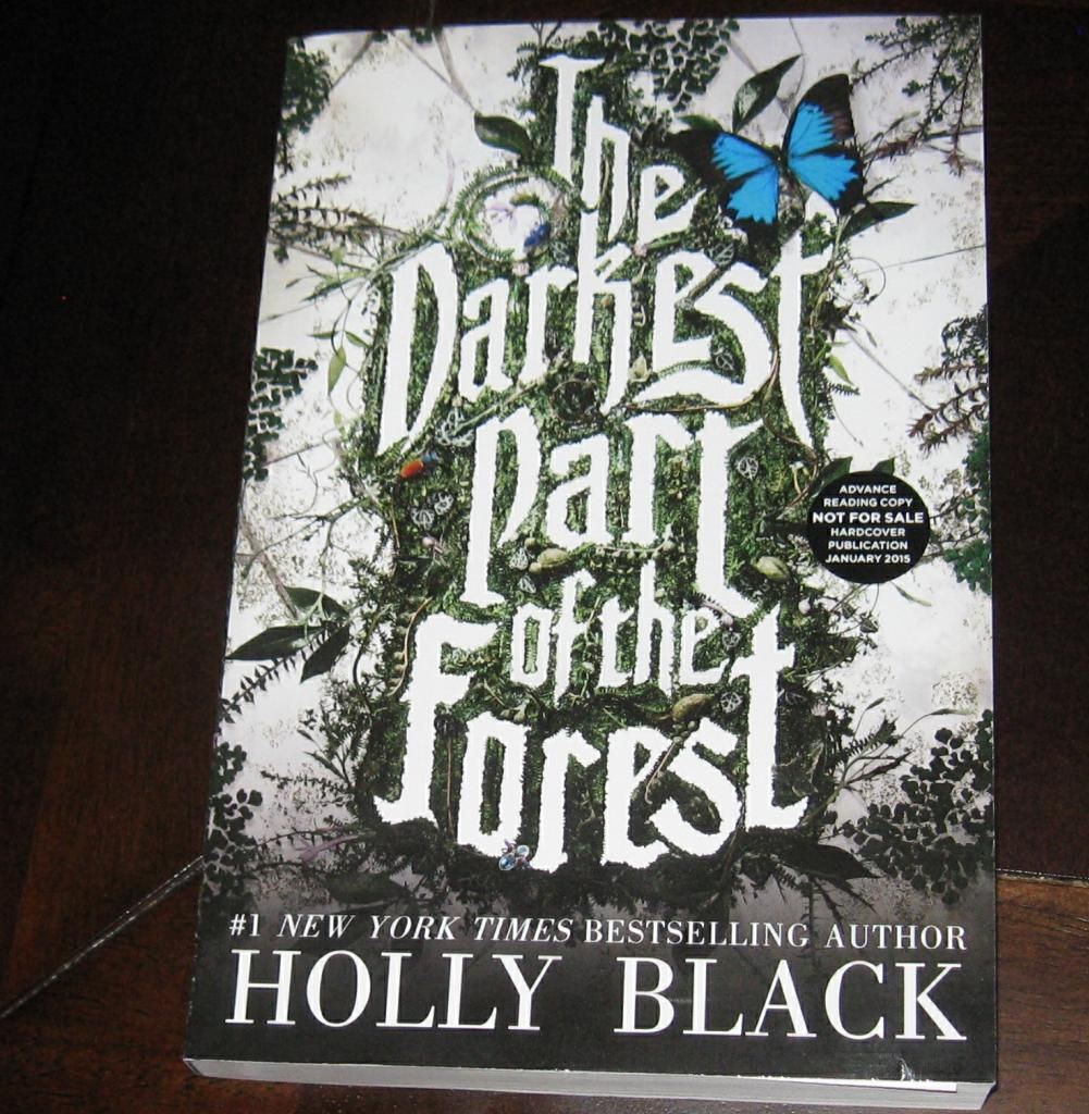 The Darkest Part of the Forest by Holly Black | Alexia's Books and Such  #fantasy #bookreview