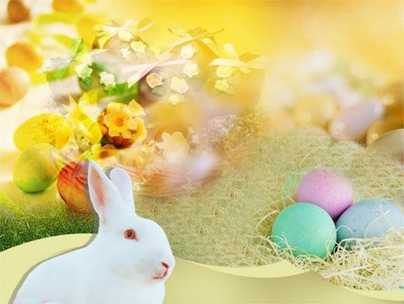 http\/\/wwwpptstar\/powerpoint\/template\/easter-bunny\/ Easter - easter powerpoint template