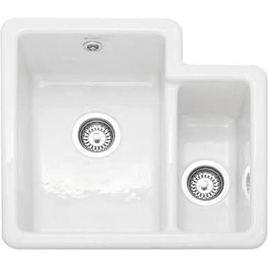 Caple Pal150 Ceramic Sink In White Sink Ceramic Sink Laundry Sink