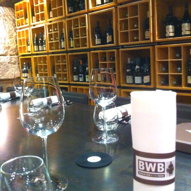 Wine Storage \