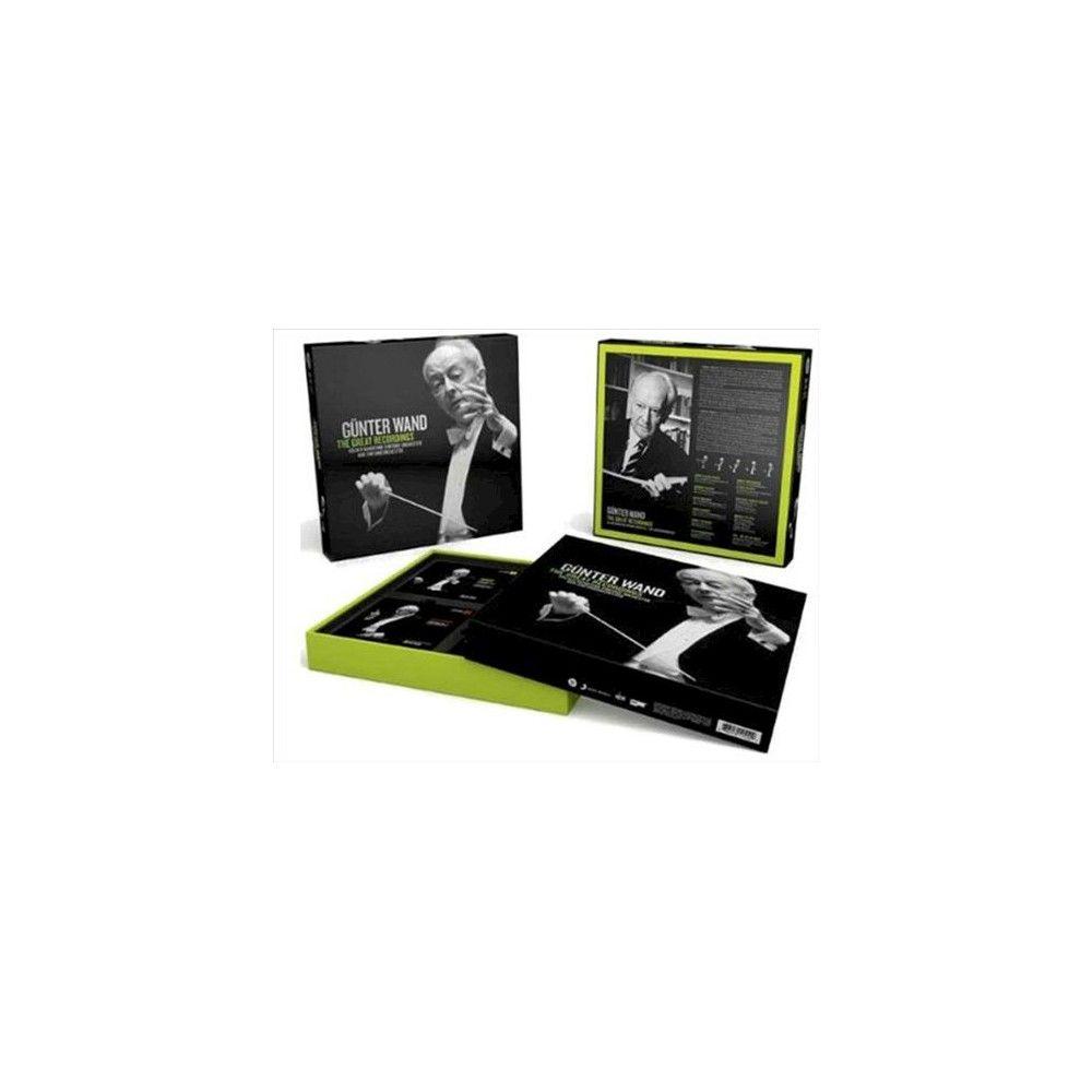 Günter Wand - Günter Wand: The Great Recordings (CD)