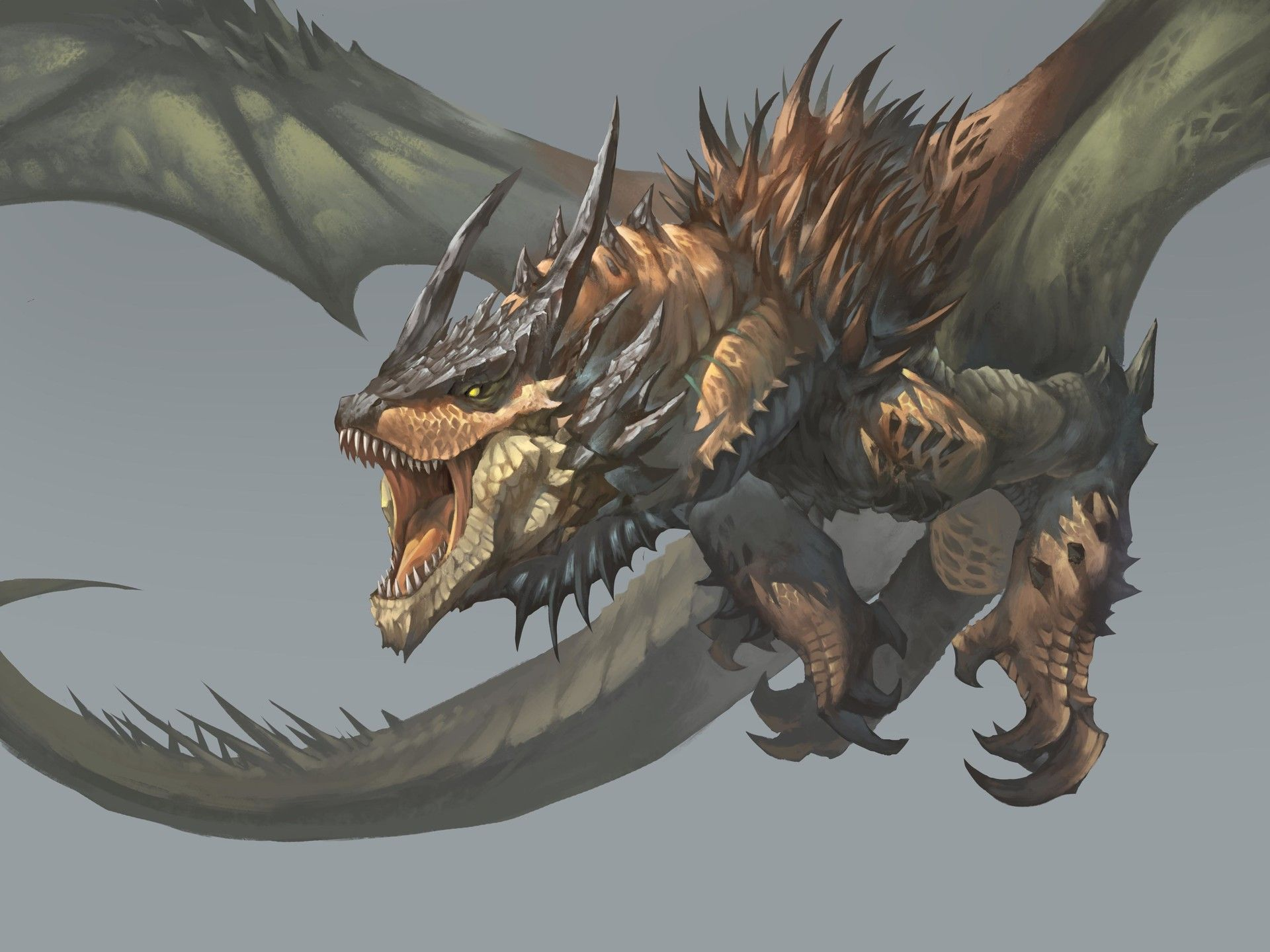 Artstation Dragon Huan Xuan Chen Dragon Artwork Dragon Pictures Fantasy Dragon
