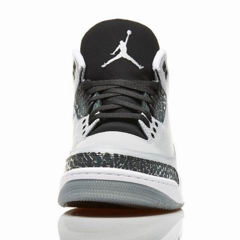 Cheap Air Jordan 3 (III) Retro Wolf Grey Metallic Silver-Black-White shoes  discount sale from air jordans store. 673a0e1be