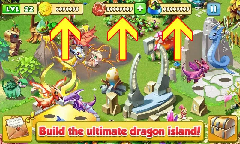 Dragon Mania Legends Hack | alivehacks com in 2019 | Play