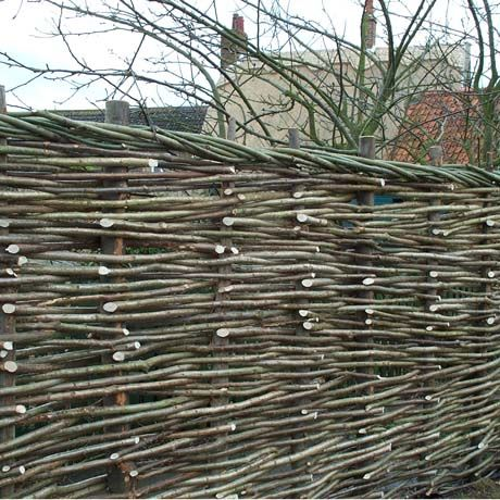 8 Amazing Eco Friendly Fencing Options Elemental Green Natural