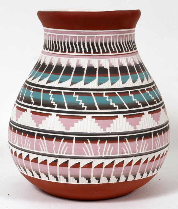 17 Best images about Pottery - Navajo Pottery on Pinterest | Vase ...
