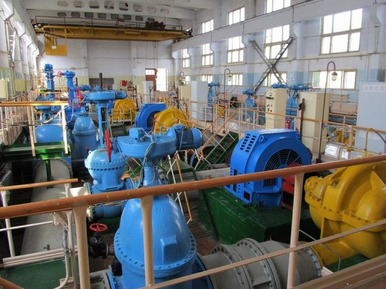 Donetsk water filtering station suspends its operation due to repair works - https://www.therussophile.org/donetsk-water-filtering-station-suspends-its-operation-due-to-repair-works.html/