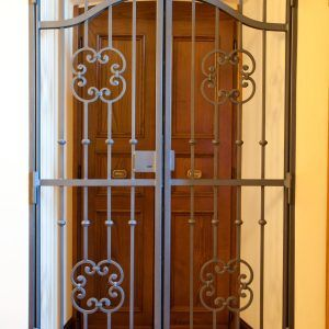 First Impressions Home Remodeling Front Doors And Portico Designs 10 For  Proportions 2458 X 3300 Interior Iron Gate Doors   You Might Also Tape The  Door Of
