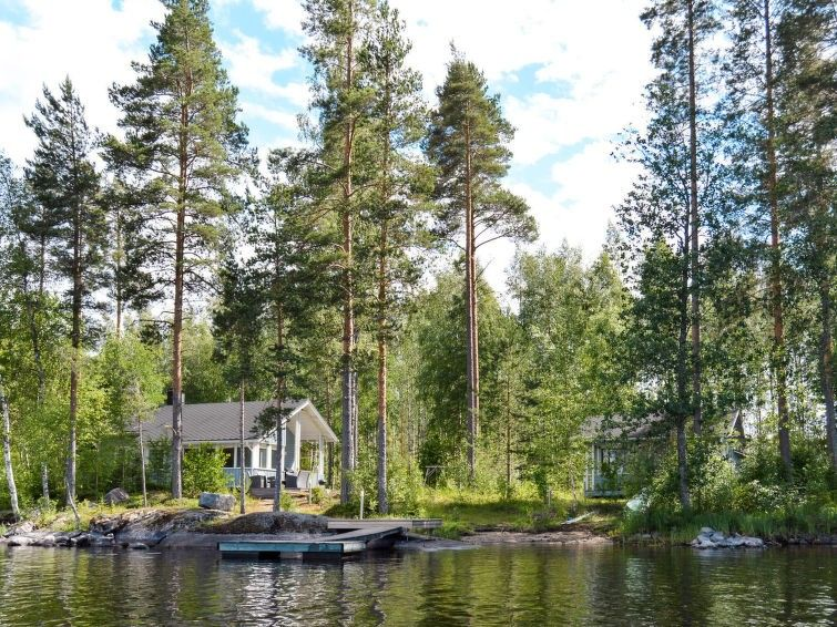 Ferienwohnung Käpälämäki (FIJ044) für 4 Personen (mit