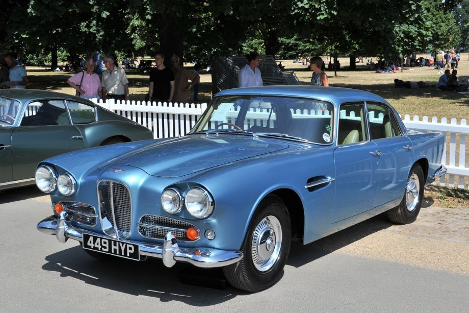 DSC 8473 Aston Martin Centenary 2013 Report and Photos | ANYTHING ...