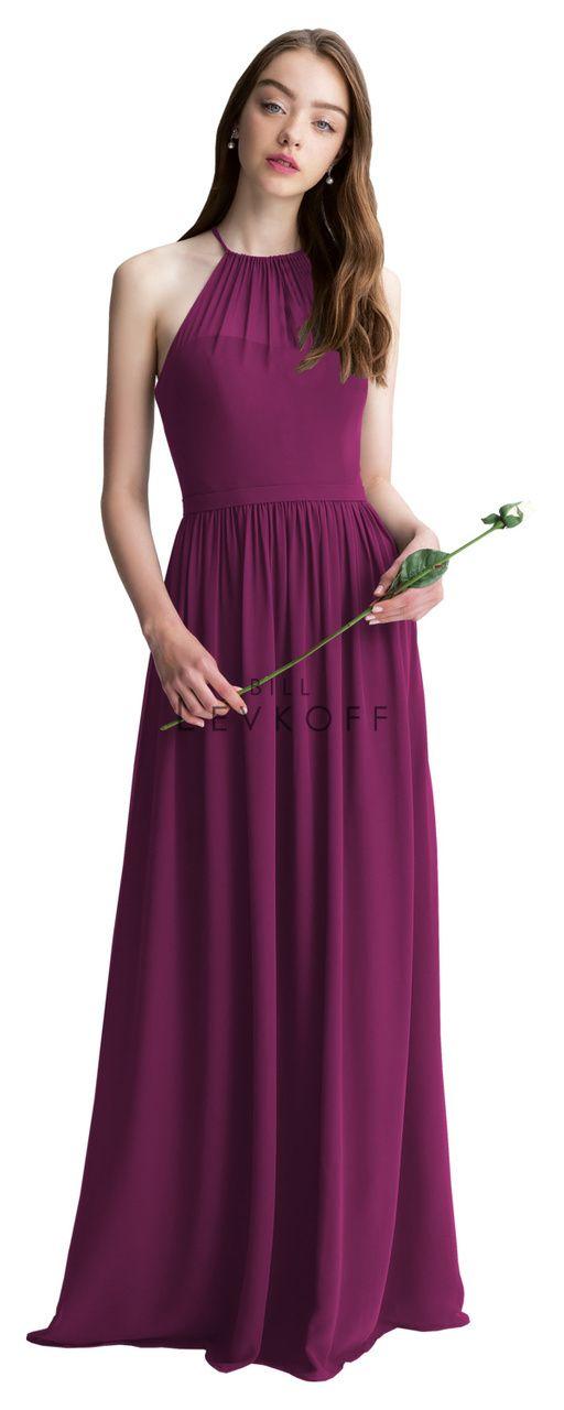 Bill Levkoff Bridesmaid Dress Style 1403 - Chiffon | Bill Levkoff ...
