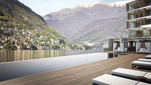 Virtuoso PREVIEW: il Sereno, Lake Como opening August 2016 http://whtc.co/9jea