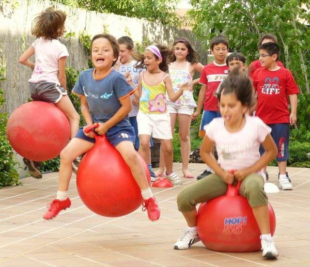 Juegos Para Fiestas Infantiles Ideas Originales Momentos Memorables