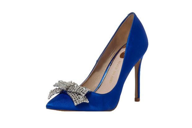 03a1a079176f Find your something blue...17 Blue Wedding Shoes