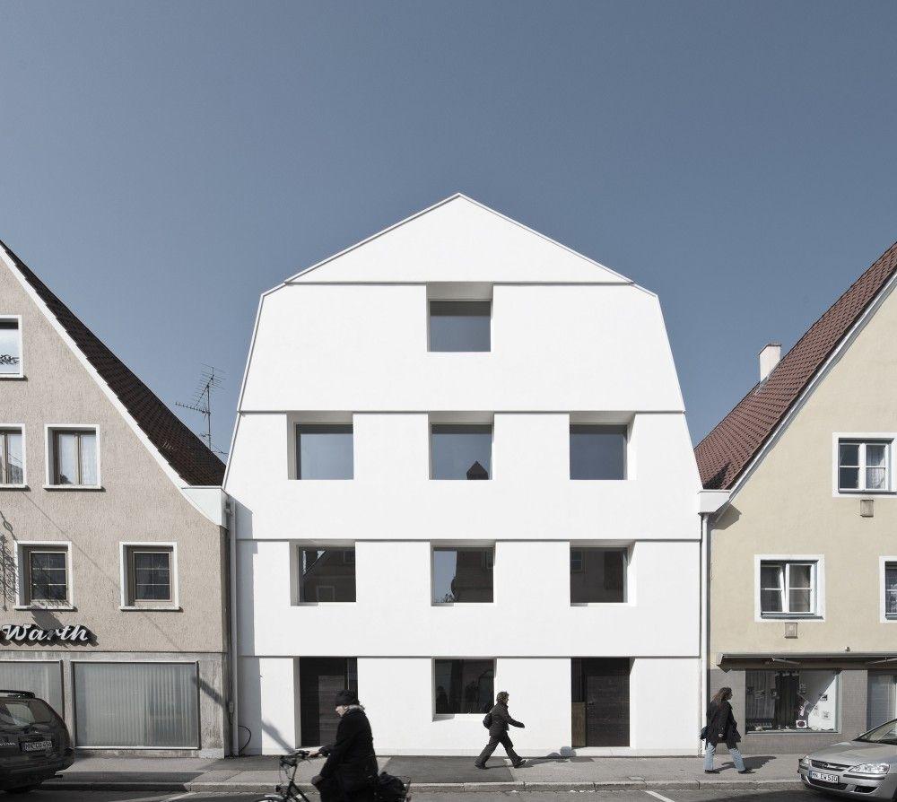 Gallery Of House KE12 / SoHo Architektur