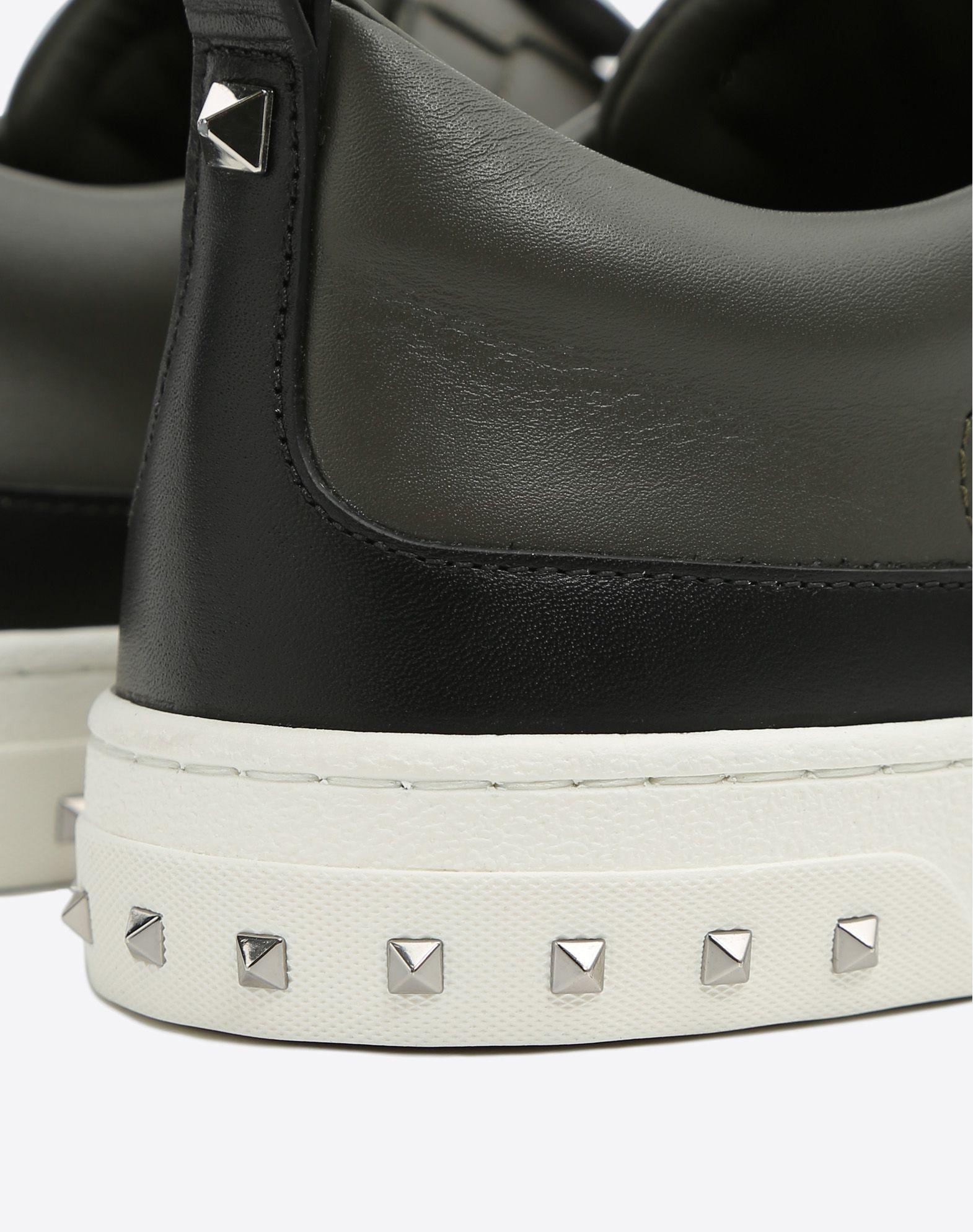 0d52c4efd8 VALENTINO GARAVANI UOMO V-Punk Sneaker LOW-TOP SNEAKERS U b | Sneakers
