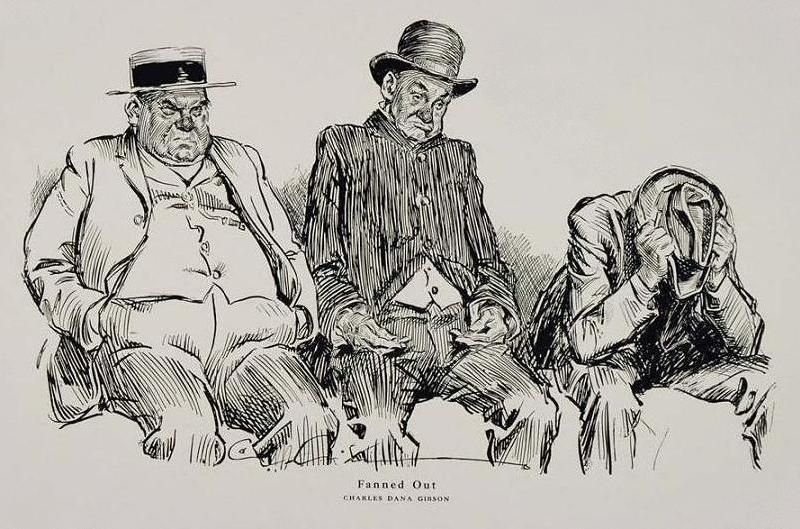 Illustrations by Charles Dana Gibson.