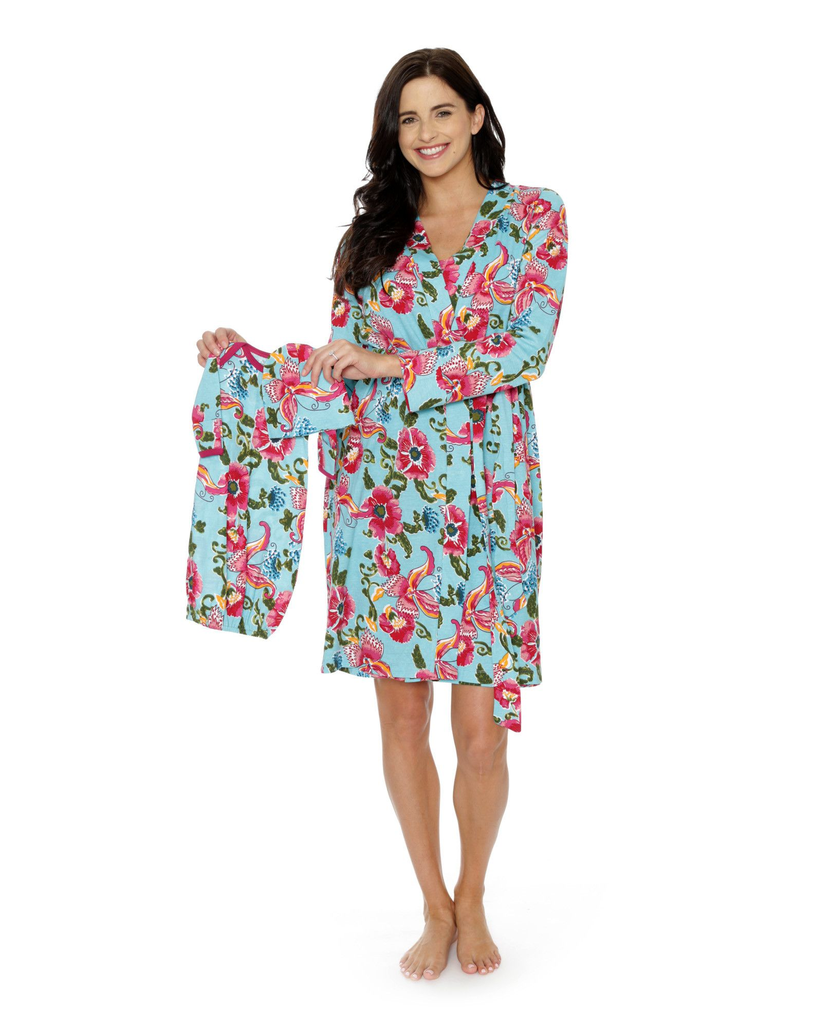 afc6e3fe7f9 Isabelle Maternity Nursing Nightgown
