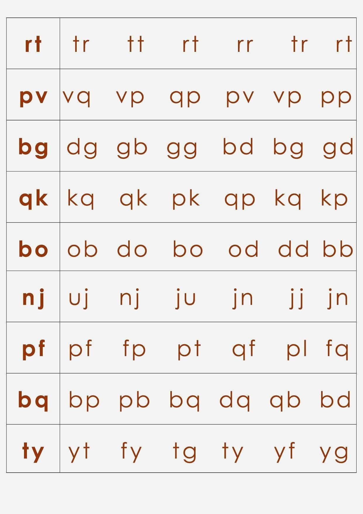 Beautiful Exercices Sur Les Lettres De L Alphabet Cp Idées