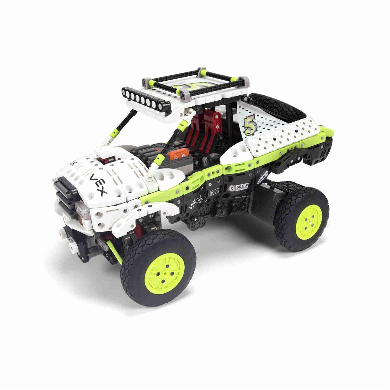 VEX Robotics Offroad Truck Car set, Rc trucks, Remote