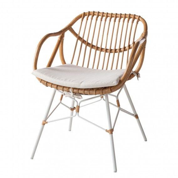Armlehnenstuhl Tarras Inkl Sitzkissen Aussenmobel Stuhle Und Gartenstuhle
