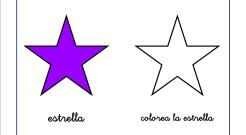 figuras geometricas  estrella
